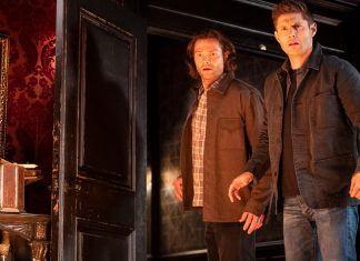 supernatural 1506 Golden Time sam dean winchester looking shocked mttg