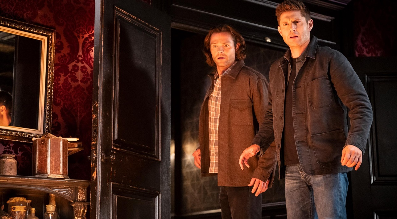 'Supernatural' 15.06 gives a little glimmer of Golden Time