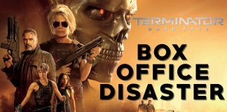 terminator dark fate box office bomb while joker continues 2019 images