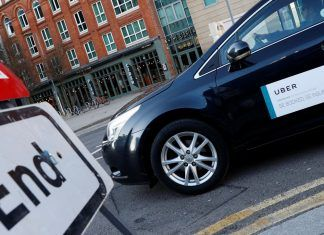 uber license over in london 2019 images