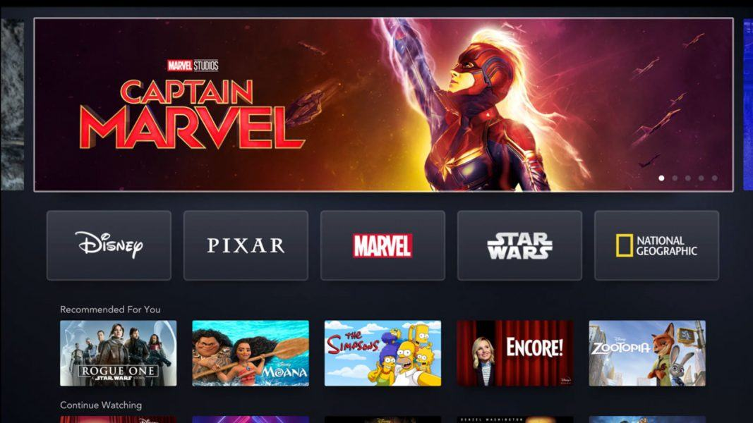 what to get from disney streaming service 2019