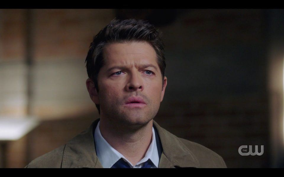 Castiel realizes Sam Winchester is dying SPN Last Call