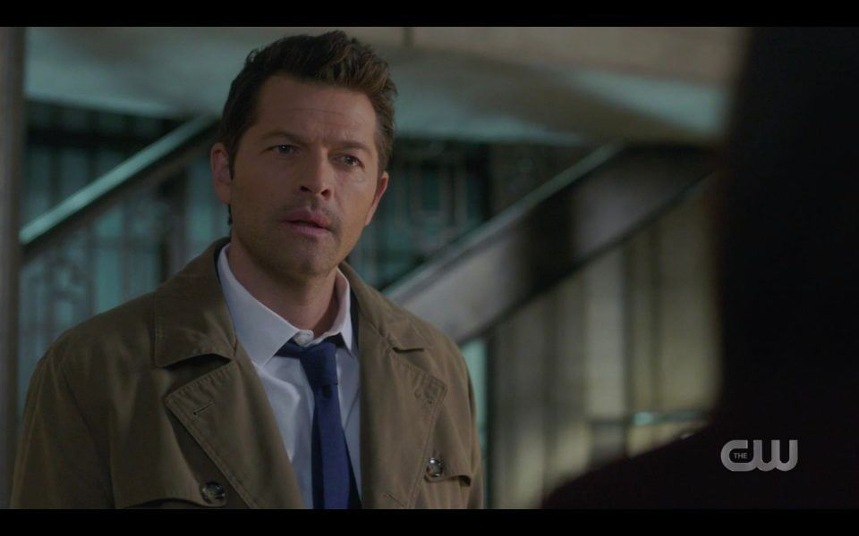 Castiel to Eileen I thought you were dead SPN Last Call