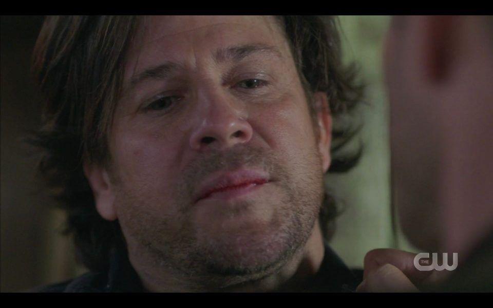 Christian Kane strangled by Dean Winchester SPN Last Call