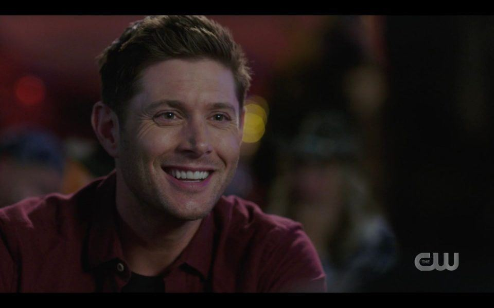 Dean Winchester worked up hot over Lee twins talks SPN