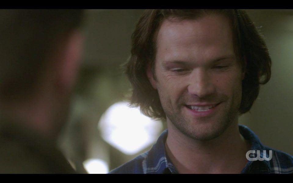 Sam Winchester telling Dean he will go alone for Last Call SPN
