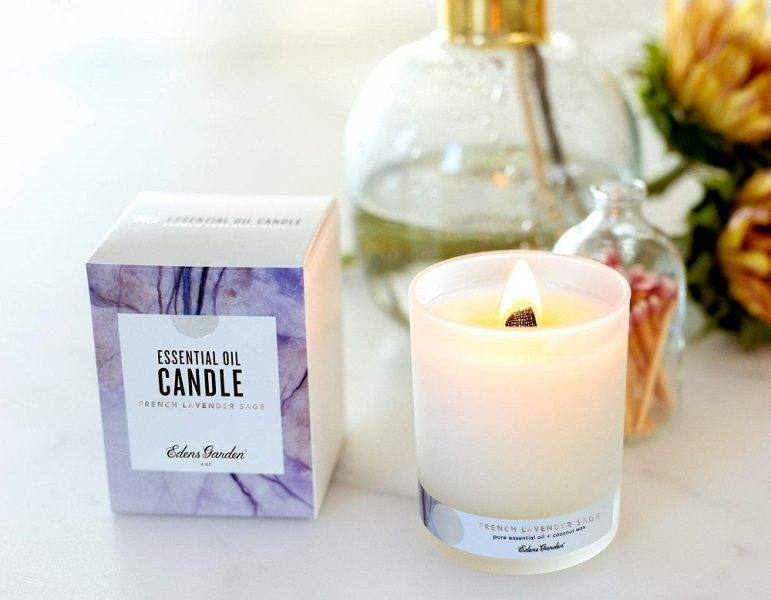 edens garden scented candle holiday gifts and oil diffusers ideas 2019