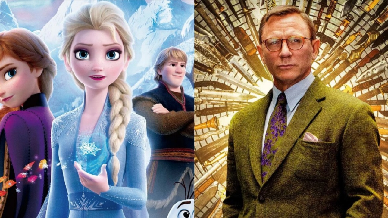 'Frozen 2' makes more box office history while 'Knives Out' hits hard