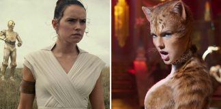 stars wars rise of skywalker tops box office while cats gets declawed 2019 images