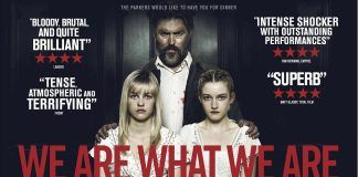 we are what we are movie poster review 2019