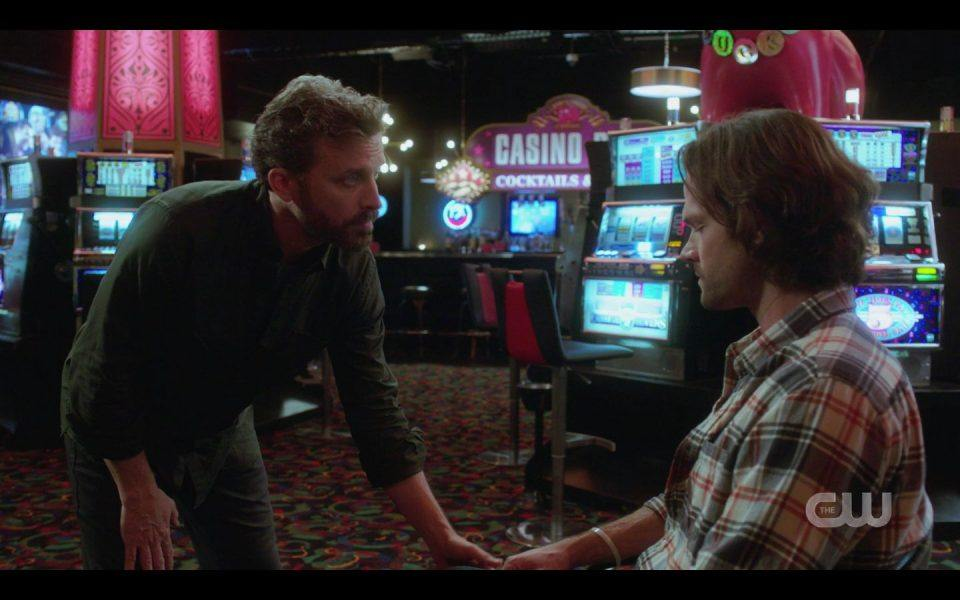 Chuck tells Sam Winchester everyone you love will die SPN 1509