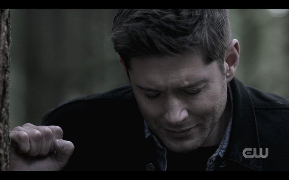 Dean Winchester I forgive you Cas Im so sorry SPN