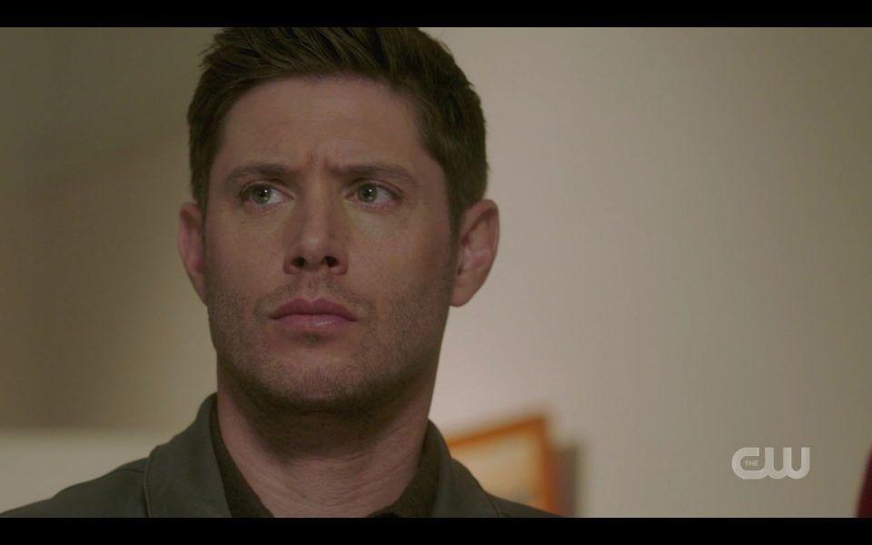 Dean Winchester reacts to Sam giving puppy flirt eyes to werewolf
