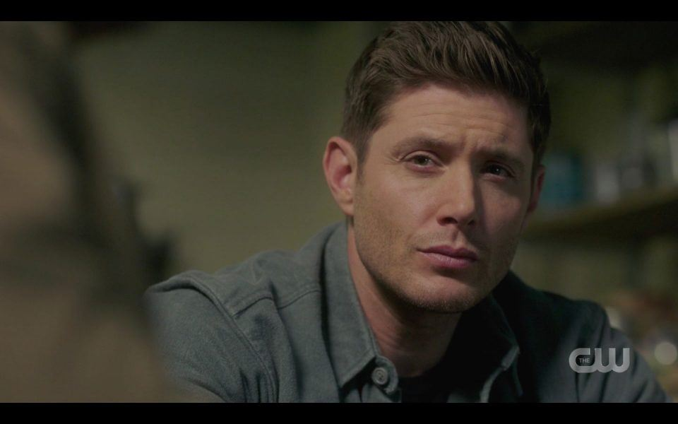 Dean Winchester thats good enough for me to Sam 1509