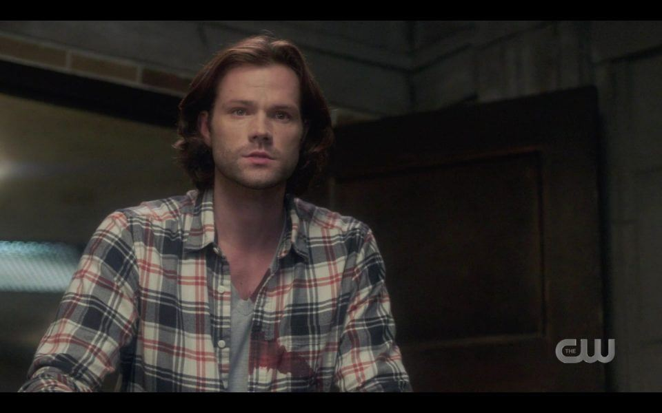 Sam Winchester driven to give up by CHuck SPN