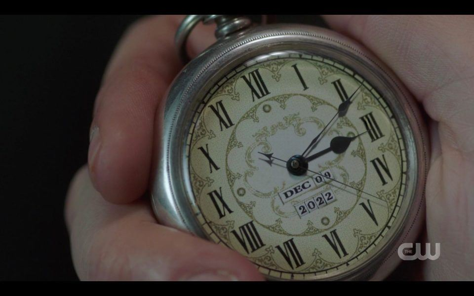 Supernatural stopwatch december 9 2022 for Sam Winchester