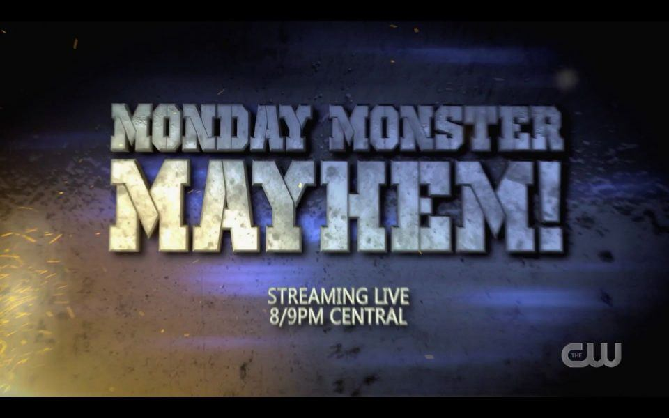 Winchester Brothers monday monster mayhem 1510