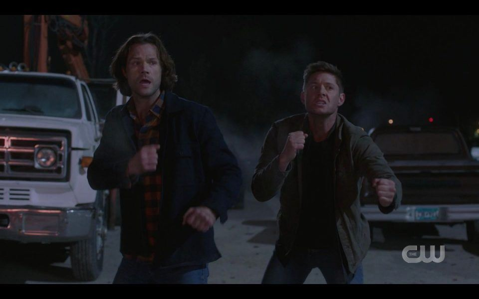 Winchester Brothers ready to fist up Maul giant SPN