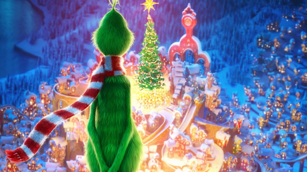 dr seuss the grinch 2018 best christmas movies ever