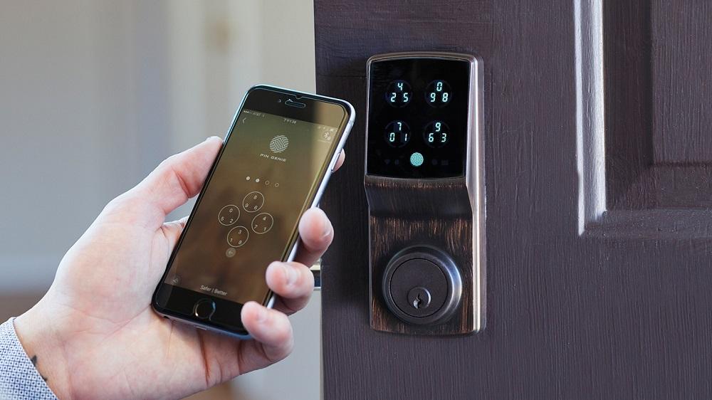 smart device smart locks can let in intruder hackers