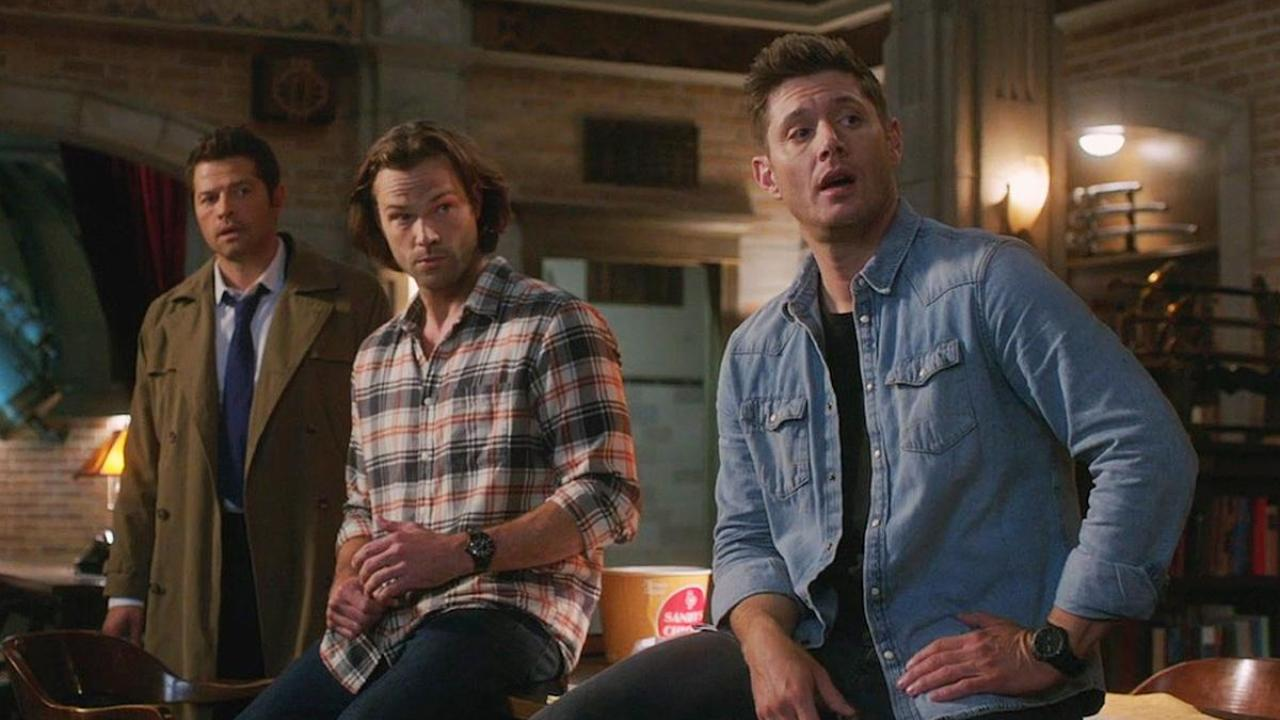 supernatural 1509 the trap review mttg