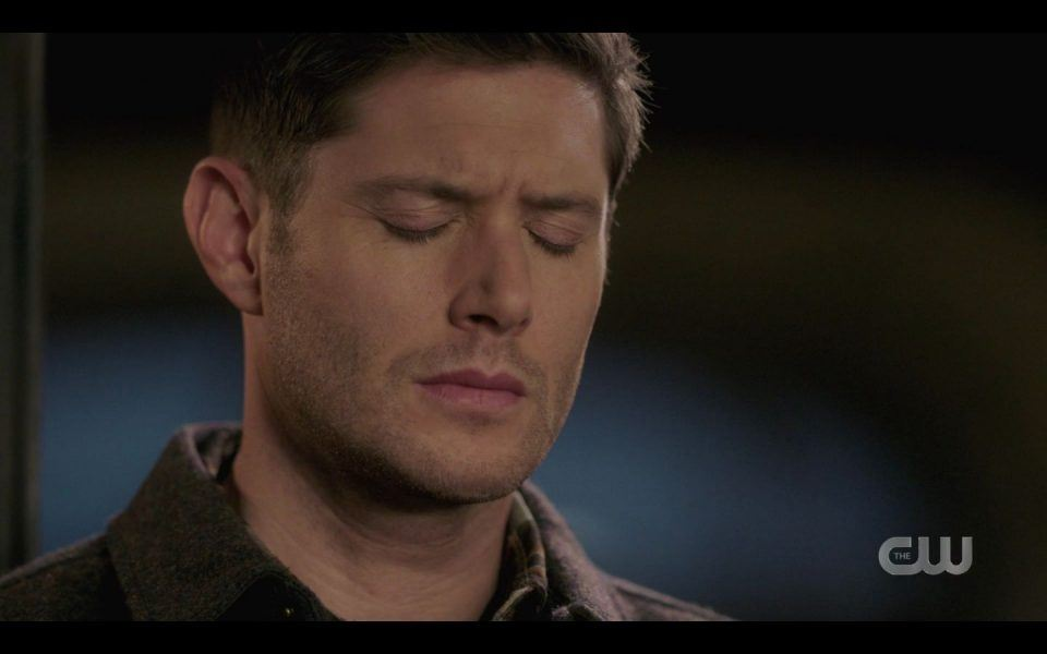 Dean Winchester sad his ball went into wrong hole for Sam