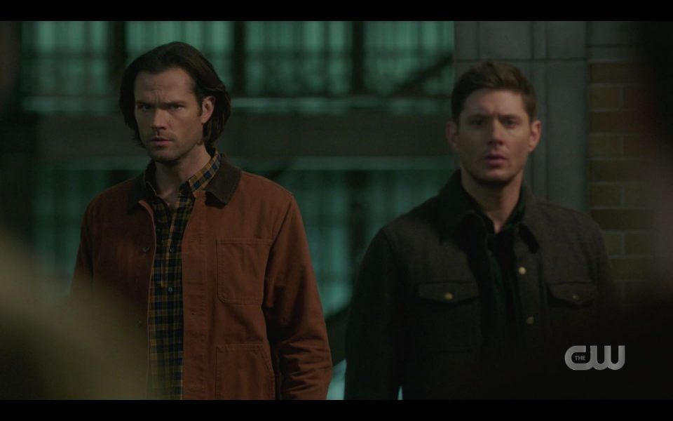 Sam Dean Winchester realize real Jack is back 1511