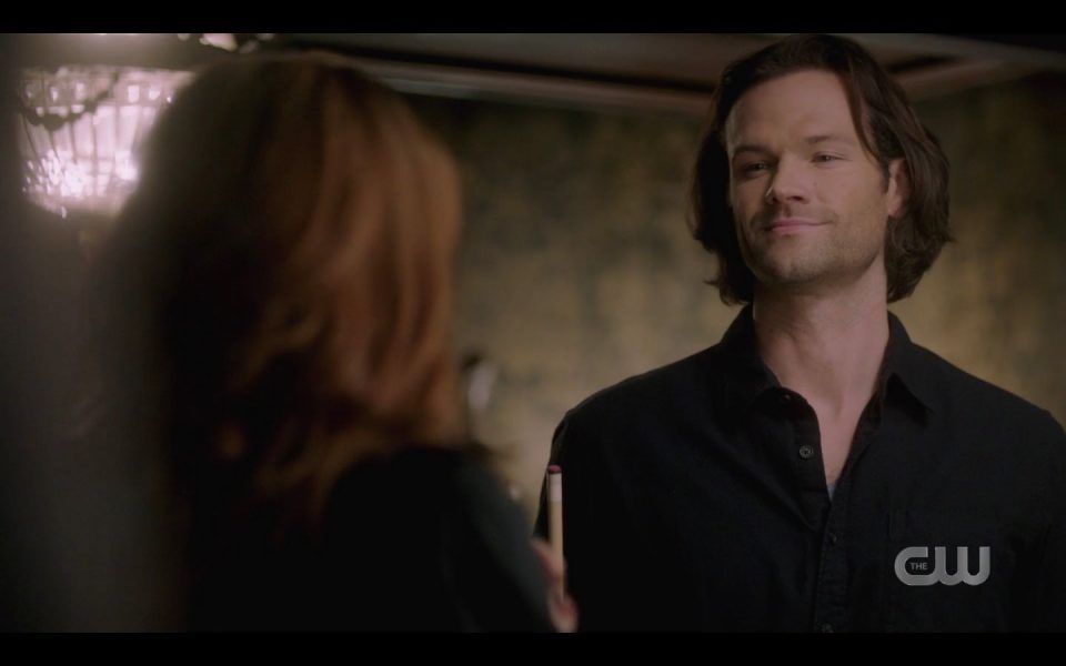 Sam Winchester to fortuna I learned from my brother