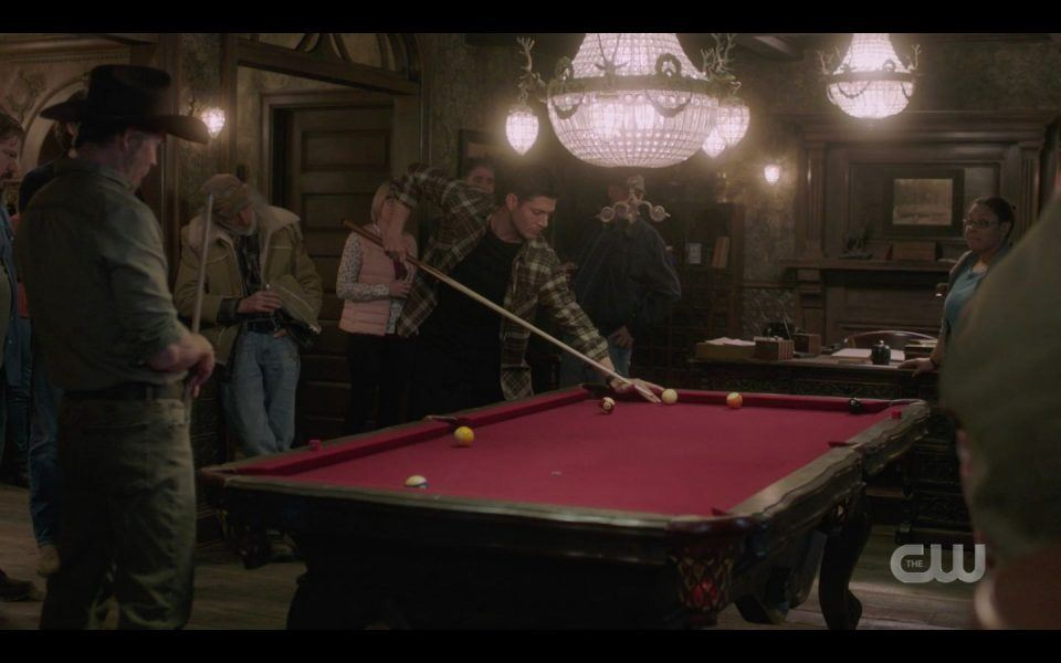 Winchester Brothers hustling up pool people