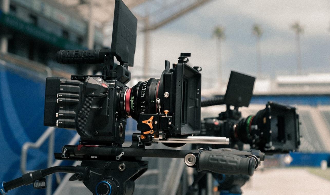 arriflex red camera high tech films 3