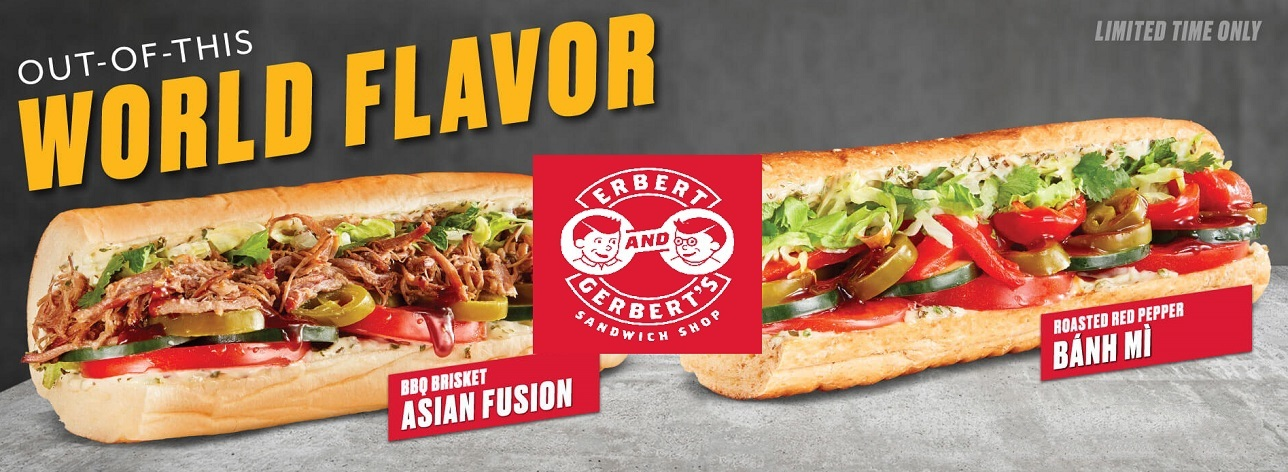 erbert gerbert new asian bbq plant infused sandwiches big image mttg with logo