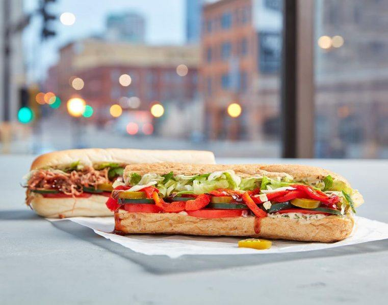 erberts banh mi asian infused new sandwiches
