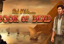 rich wilde book of dead game 2020 images