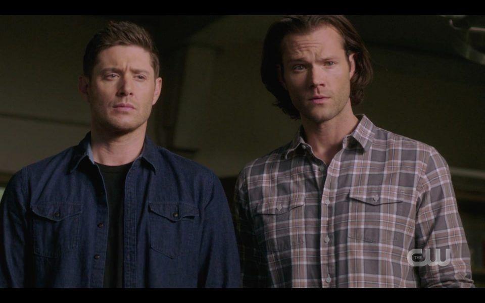 Dean Sam Winchester realize Jack has his soul back SPN Destinys Child