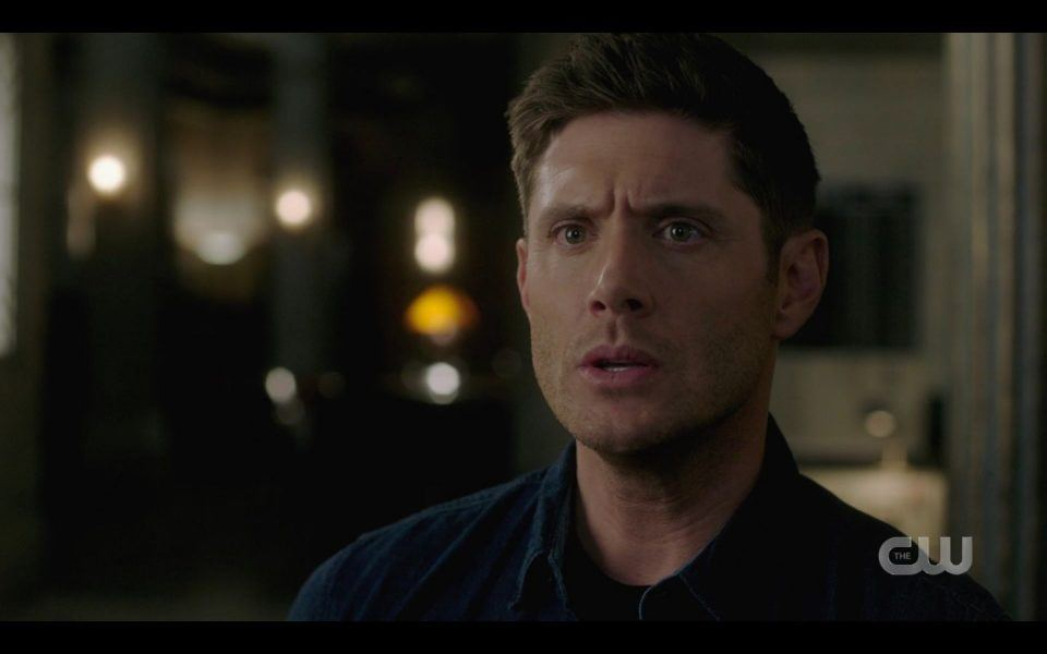 Dean Winchester reacts to AU Sam and Dean driving Baby Impala SPN