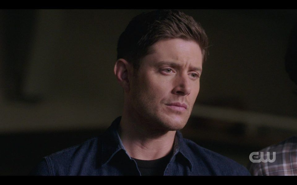 Dean Winchester reacts to Jack getting soul back SPN 1513
