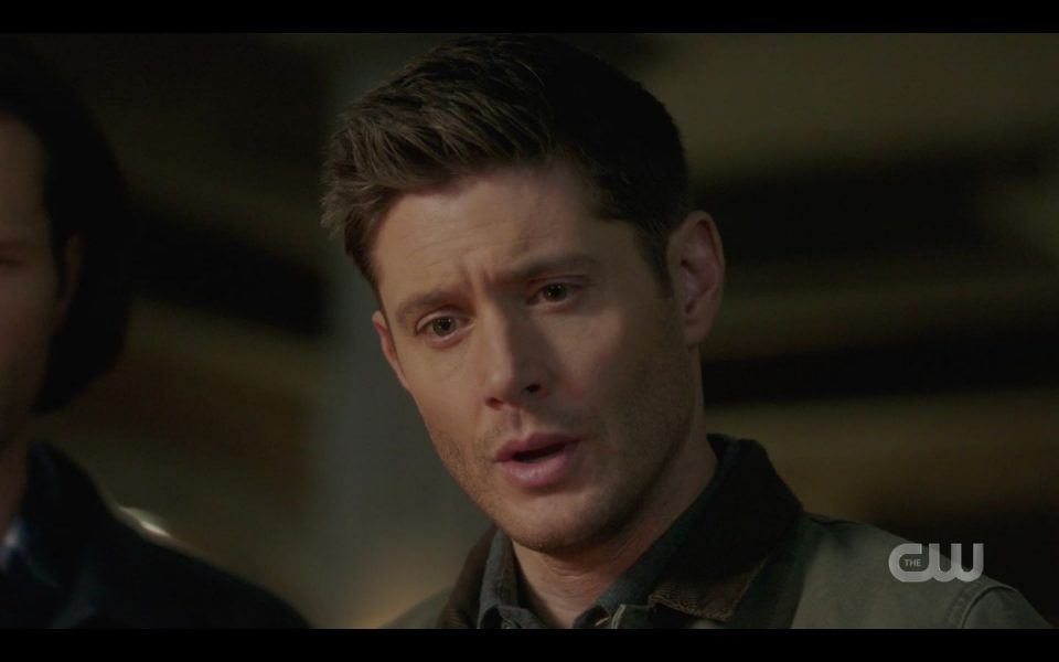 Dean Winchester to Cas Your an idiot by the way