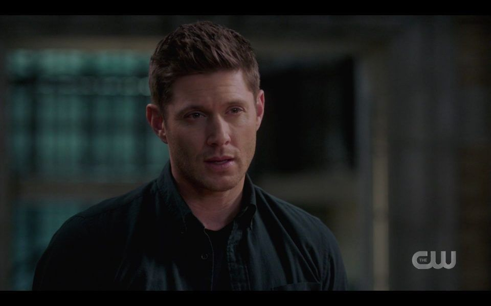 Dean tells brother Sam Winchester to juice up with him SPN 1512