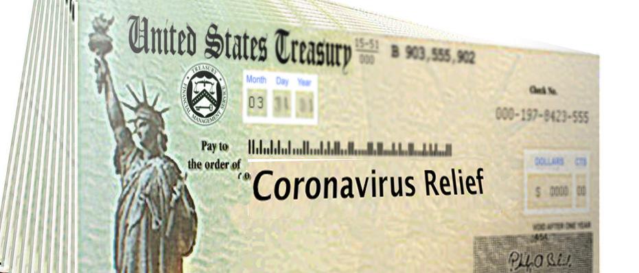 coronavirus relief check 2020