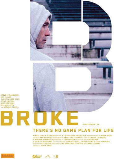 broke 2016 movie poster