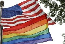 Trump administration if confederate flag goes on military bases so does pride 2020 images