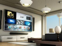 4K 8K amazing television in fab home 2020
