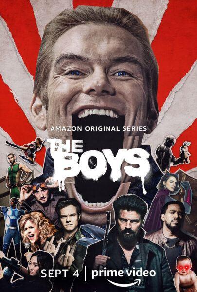 The-Boys-Homelander-Season-2-poster