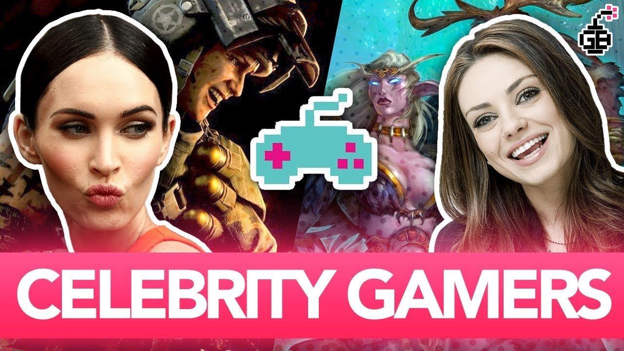 celebrity video game nerd geeks 2020 images