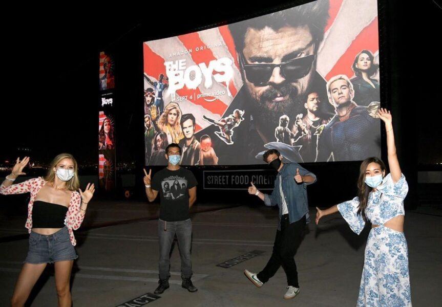 The Boys Season 2 Virtual Screening