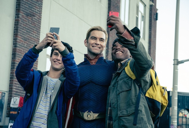 The Boys Supes addicted to power and celebrity ala donald trump