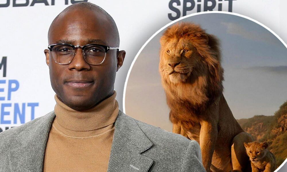 barry jenkins directing lion king sequel