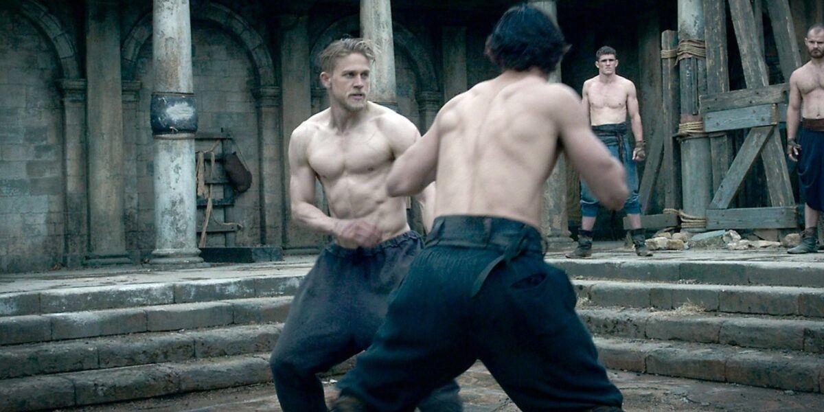 charlie hunnam king arthur legend of the sword movie flop