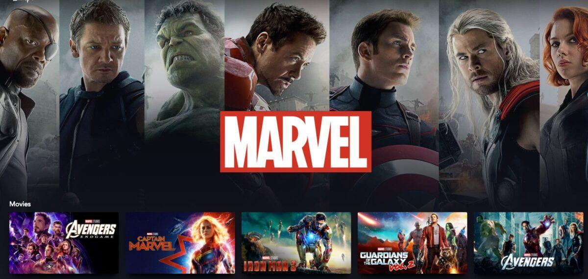 marvel avengers movies hit