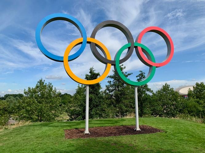 olympic circles 2020
